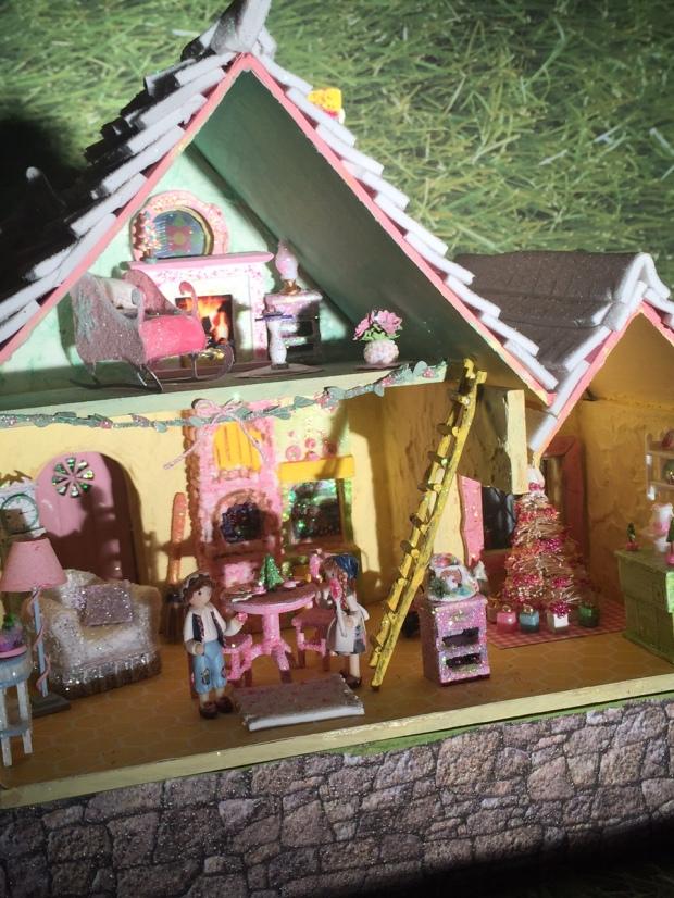 Glitter Cottage Interior