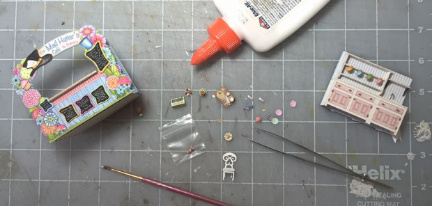 What's on Your Worktable?