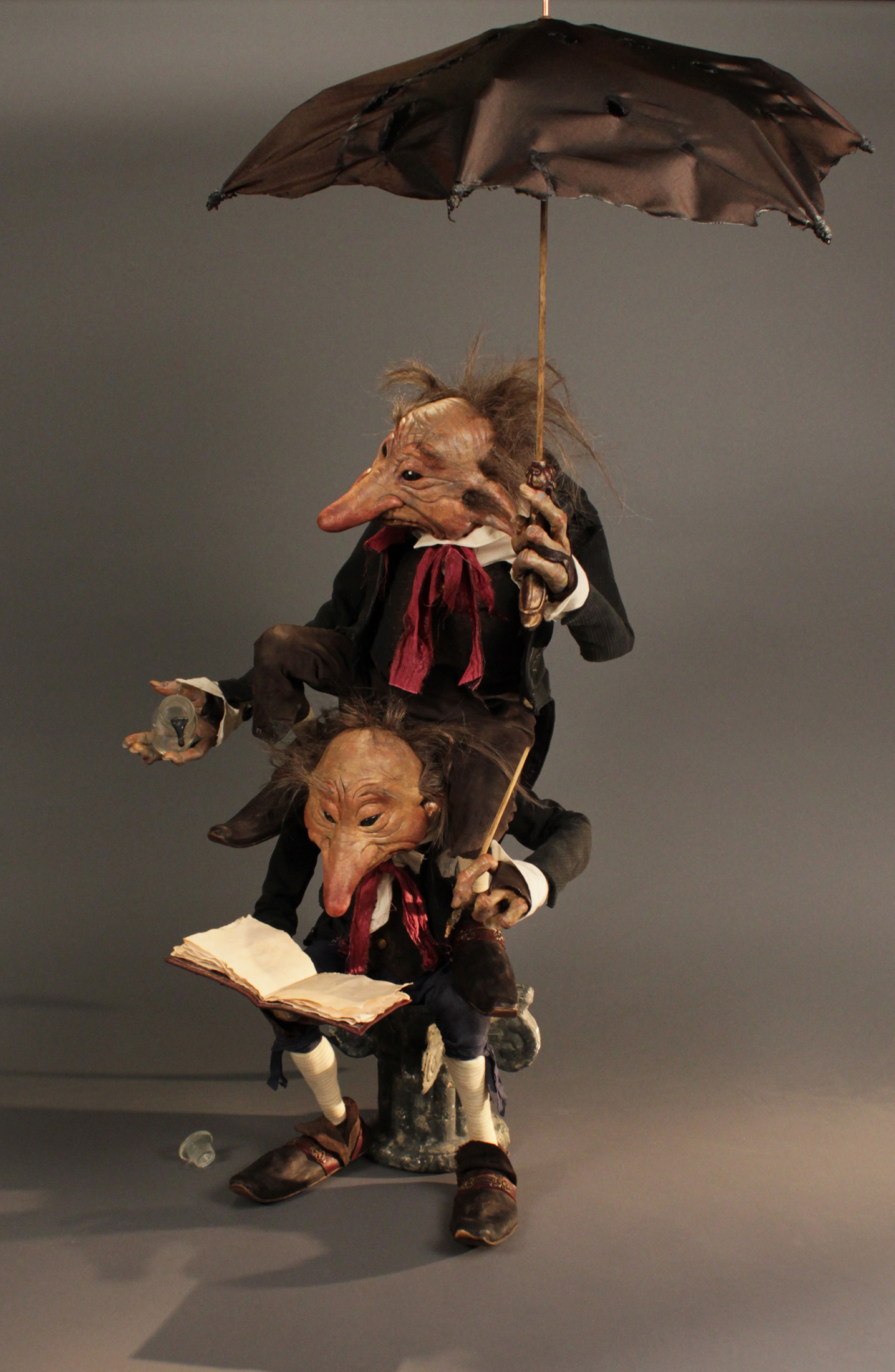 dolls by Toby Froud