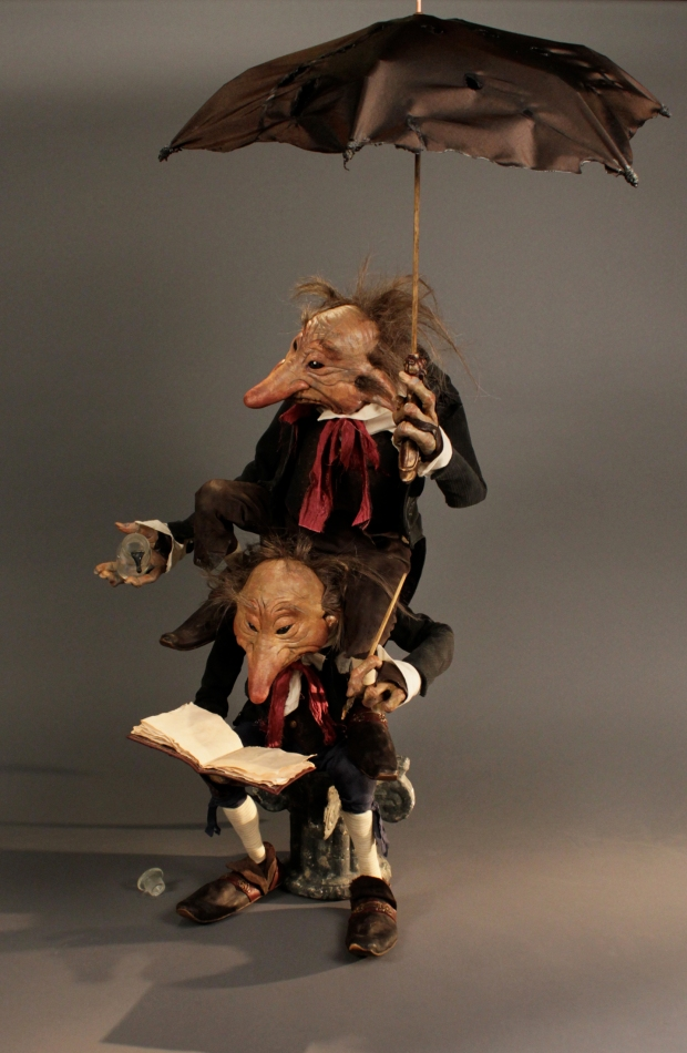 dolls by Toby Froud