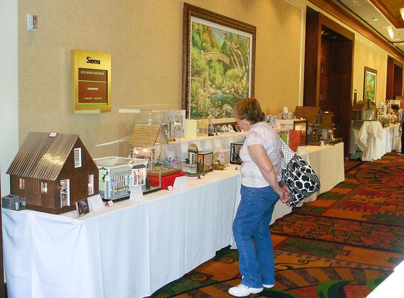 exhibit tables