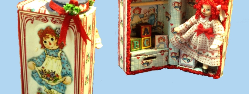 Raggedy Ann Trunk Workshop