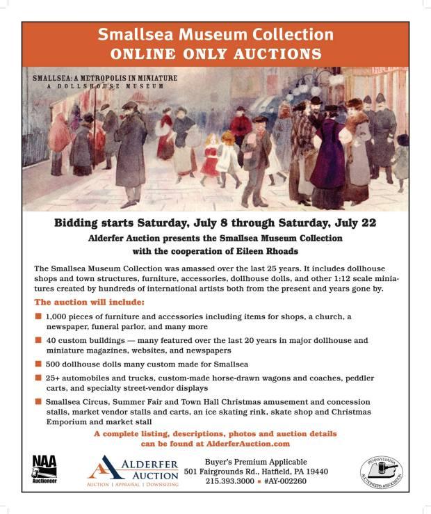 Smallsea Museum Auction