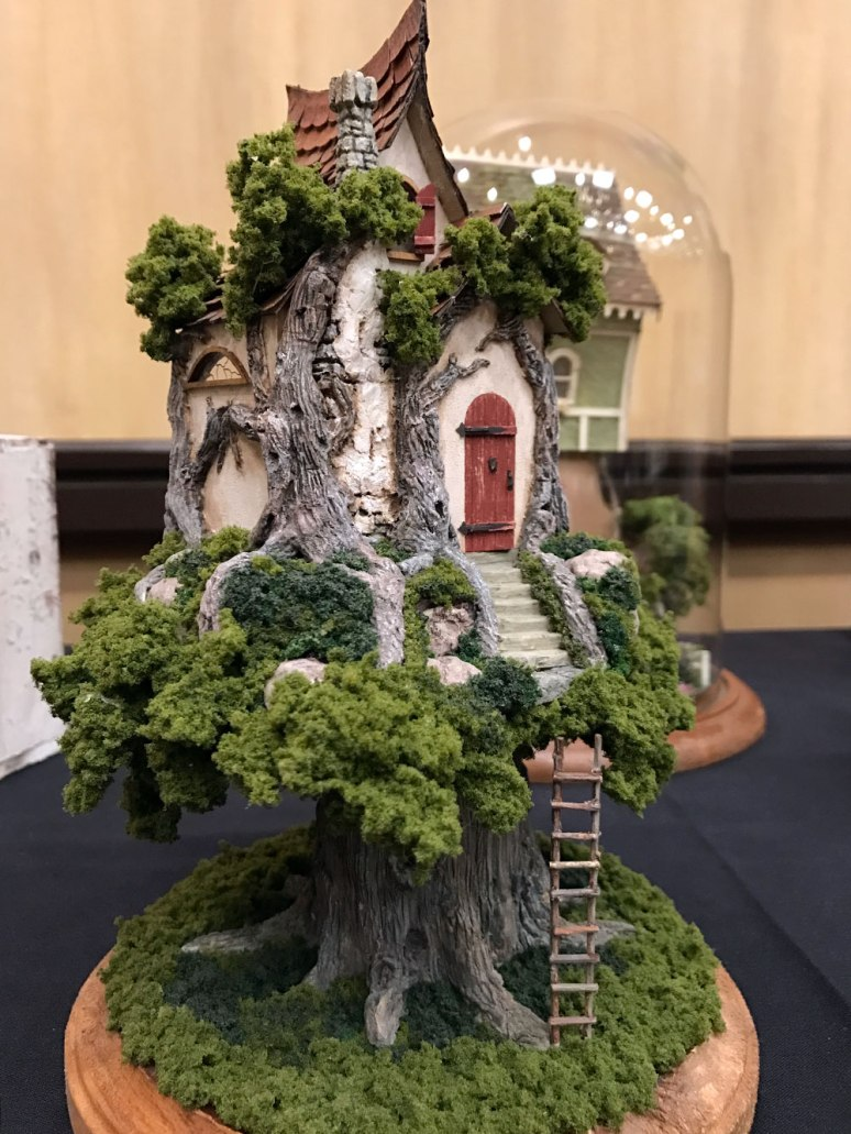 house on treetop