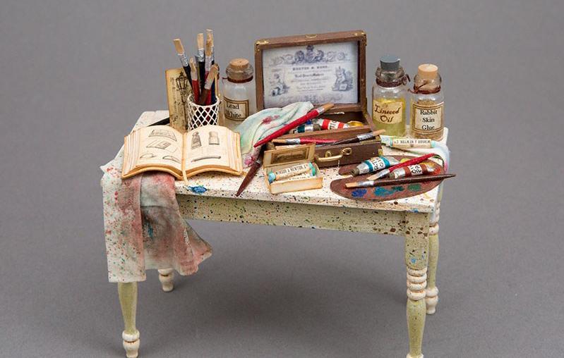 photo of Good Sam Workshop: Artist Paint Box with Valerie Casson, France