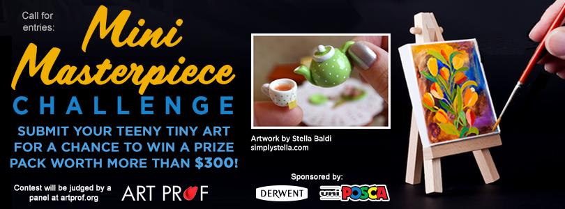 Mini Masterpiece Challenge