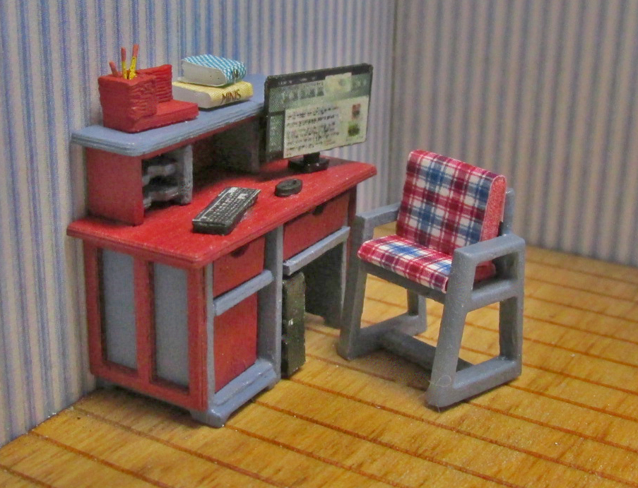 Blue full desk 2