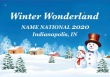 2020 Winter Wonderland Logo